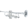 Bach Stradivarius 180S37 Professional Step Up Silver Trumpet