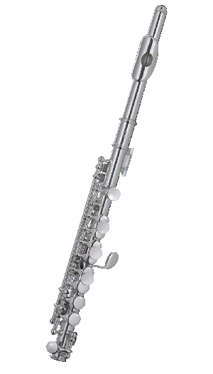 RS BERKELEY SILVER PLATED PICCOLO