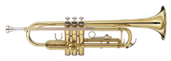 RS BERKELEY ELITE SERIES Bb STUDENT TRUMPET TP6541