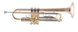 Student Trumpet by RS Berkeley TP600
