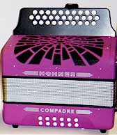 Hohner Compadre Accordion