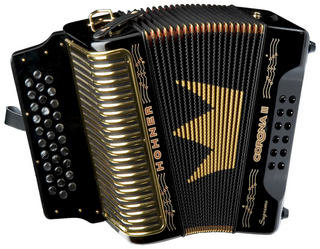 Corona II Supreme Accordion