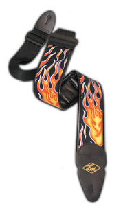 Hot Rod Guitar Strap