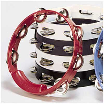 Rhythm Tech Single Row Tambourine