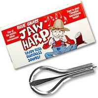 Blue Grass Jaw Harp