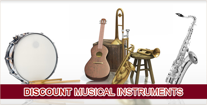music instruments sale: