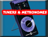Tuners & Metronomes