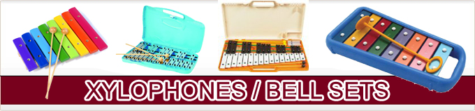 Xylophones & Bell Sets